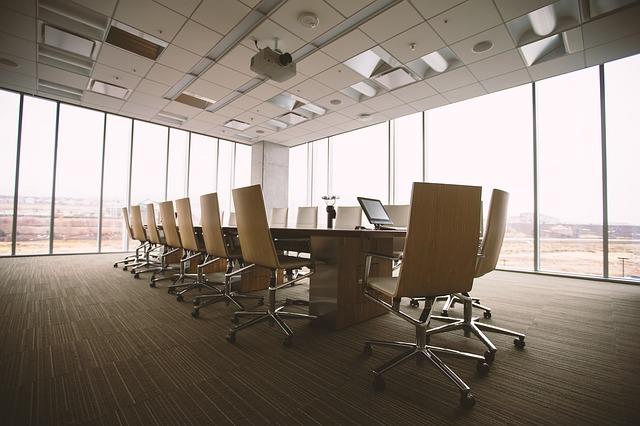 Présentation du concept de meeting room
